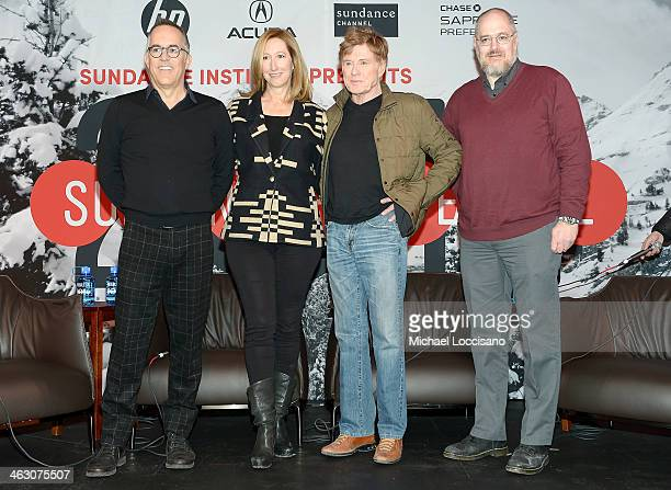 Director of the Sundance Film Festival John Cooper Executive Director of the Sundance Institute Keri Putnam Sundance Institute President and Founder...