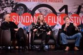 Director of the Sundance Film Festival John Cooper Executive Director of the Sundance Institute Keri Putnam and Sundance Institute President and...
