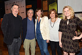 Director of the Tribeca Film Festival Geoffrey Gilmore cofounder Robert De Niro cofounder Jane Rosenthal Director of Programming Genna Terranova and...