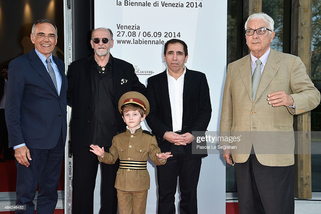 'The President' - Premiere - 71st Venice Film Festival
