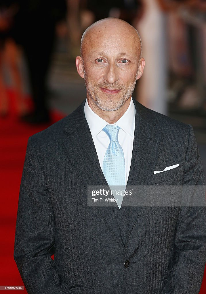 Director Oliver Herschbiegel attends the World Premiere of 'Diana' at Odeon Leicester Square on September 5, 2013 in London, England.