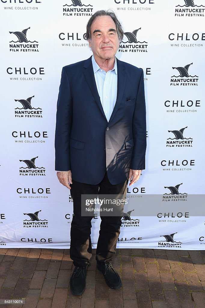 Director Oliver Stone attends the Screenwriters Tribute at the 2016 Nantucket Film Festival Day 4 on June 25, 2016 in Nantucket, Massachusetts.