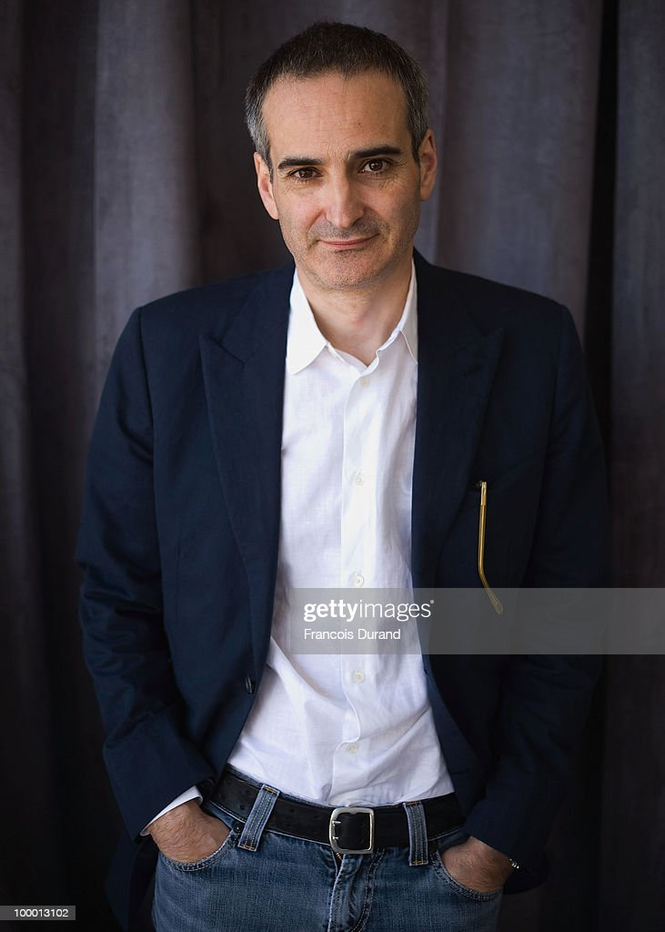 Director Olivier Assayas attends the 'Carlos' portrait session at the Audi Beach during the 63rd Annual Cannes Film Festival on May 20, 2010 in Cannes, France.