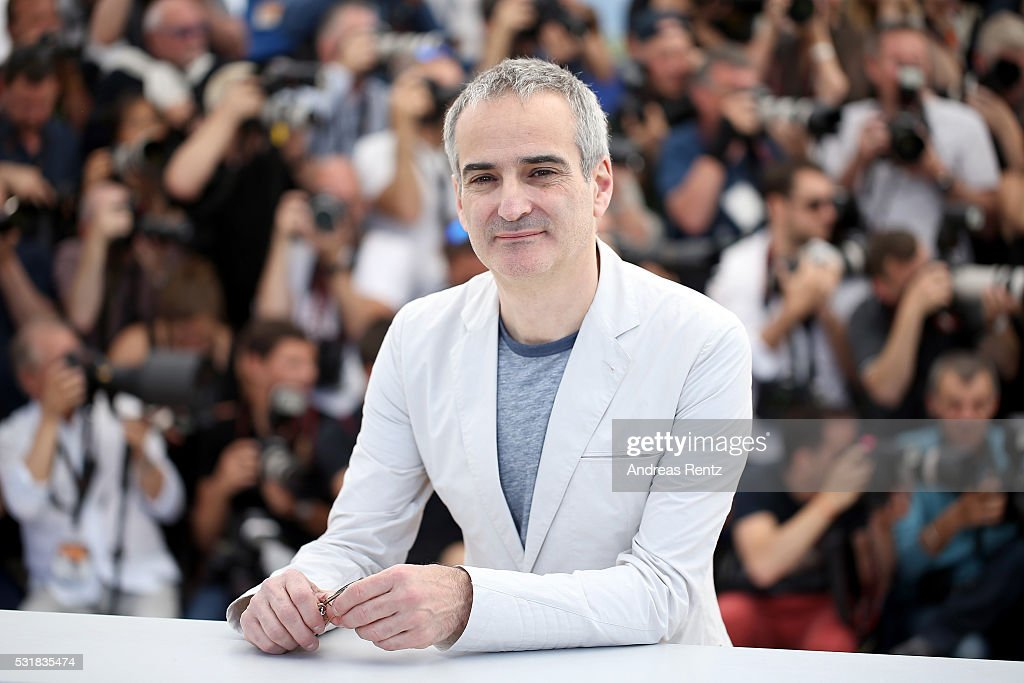 Director Olivier Assayas attends the 'Personal Shopper' photocall during the 69th annual Cannes Film Festival at the Palais des Festivals on May 17, 2016 in Cannes, France.
