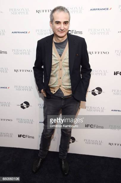 Director Olivier Assayas attends the 'Personal Shopper' premiere at Metrograph on March 9 2017 in New York City