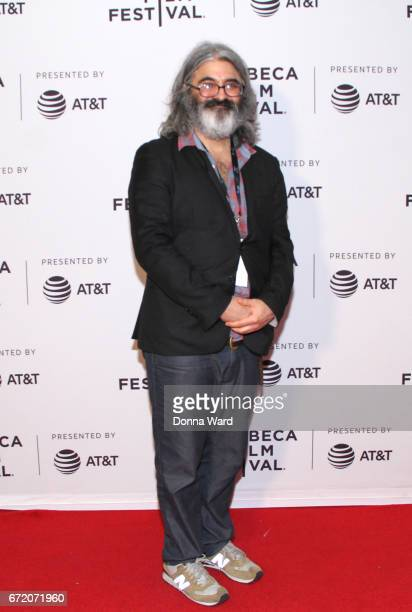 Director Onur Tukel attends Tribeca TV Pilot Season 'Black Magic For White Boys' showing during the 2017 Tribeca Film Festival at Cinepolis Chelsea...