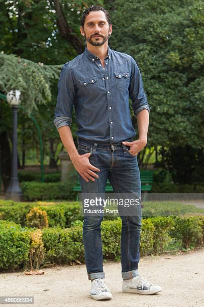 Director Paco Leon attends the 'Kiki' Photocall at Centro Regional de Innovación on August 31 2015 in Madrid Spain