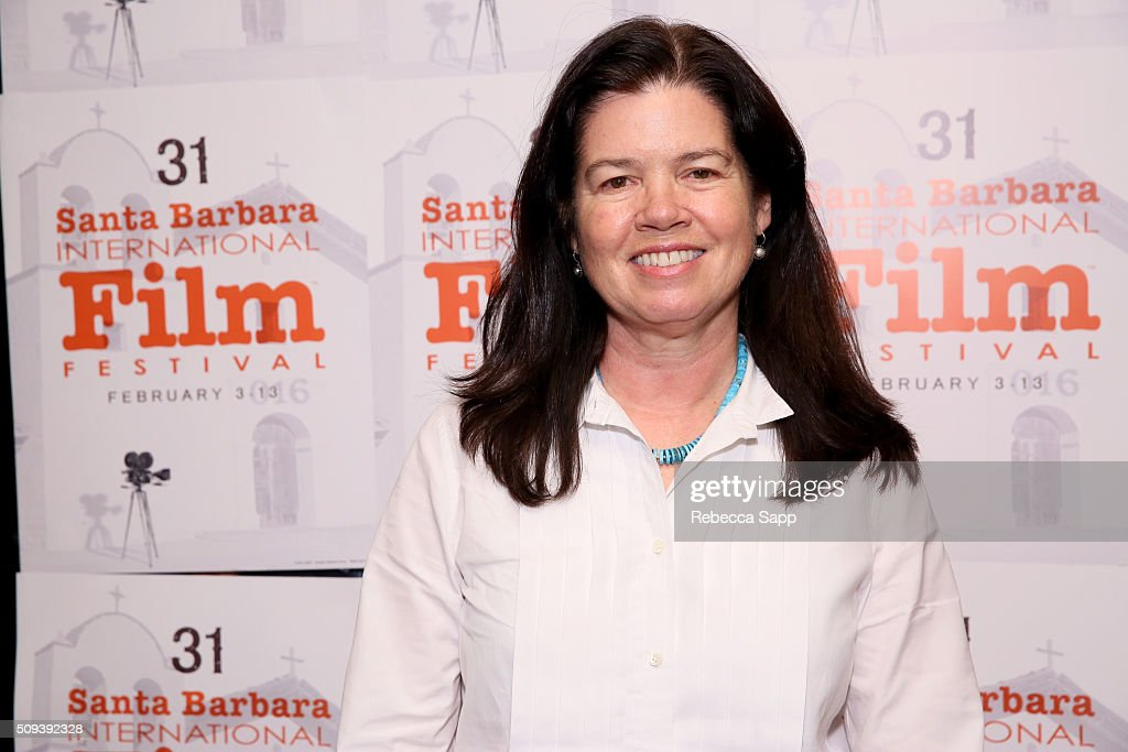 Director Pamela Yates attends the 'Rebel Citizen' Q&A at the Metro 2 at the 31st Santa Barbara International Film Festival on February 10, 2016 in Santa Barbara, California.