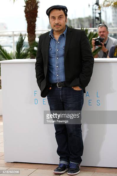 Director Panos H Koutras attends a photocall for the Jury Un Certain Regard during the 68th annual Cannes Film Festival on May 14 2015 in Cannes...