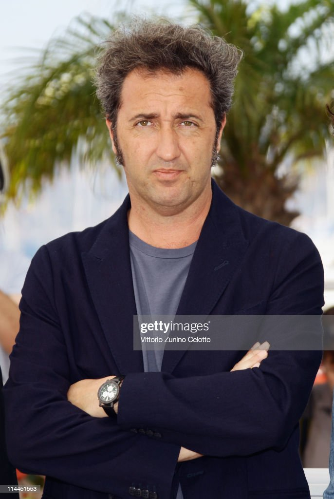 Director <a gi-track='captionPersonalityLinkClicked' href=/galleries/search?phrase=Paolo+Sorrentino&family=editorial&specificpeople=615140 ng-click='$event.stopPropagation()'>Paolo Sorrentino</a> attends the 'This Must Be The Place' photocall during the 64th Annual Cannes Film Festival at Palais des Festivals on May 20, 2011 in Cannes, France.