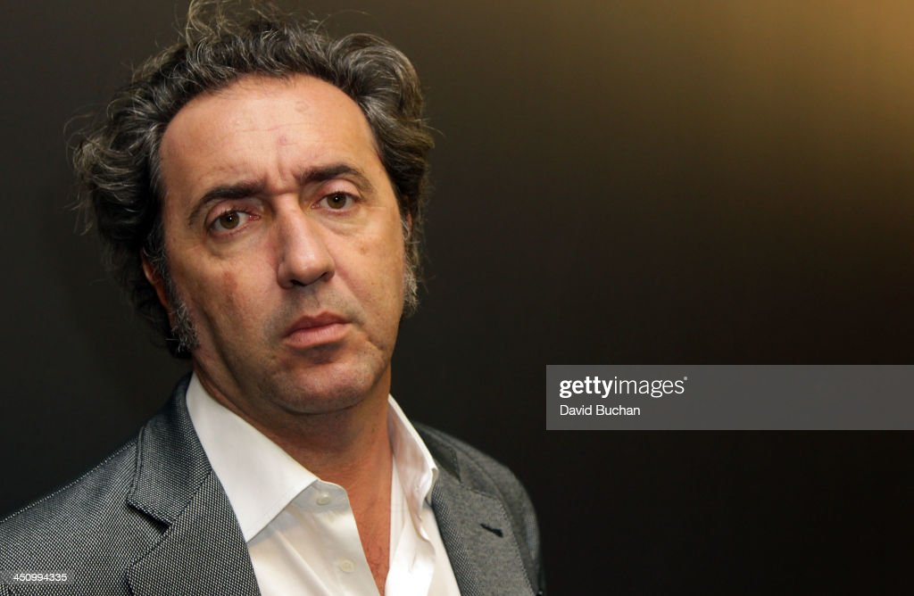 Director Paolo Sorrentino attends TheWrap's Awards Foreign Screening Series 'The Great Beauty' at the Landmark Theater on November 20 2013 in Los...