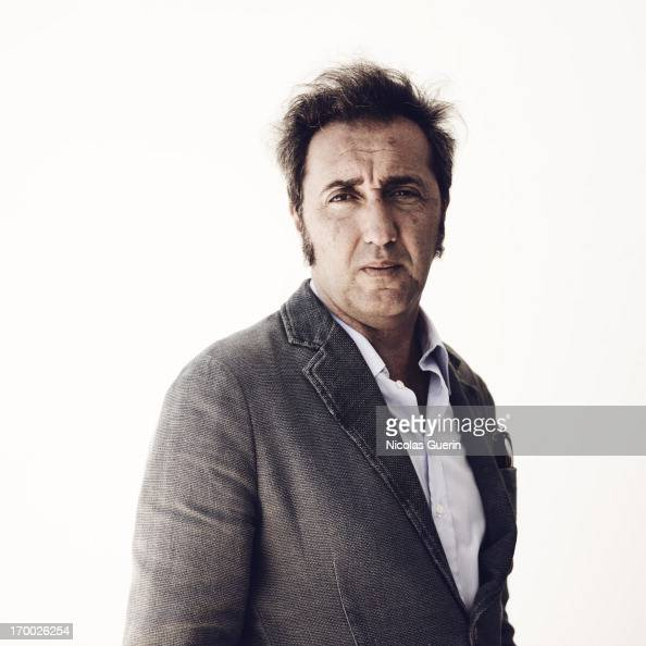 Director Paolo Sorrentino is photographed for Self Assignment on May 20 2013 in Cannes France