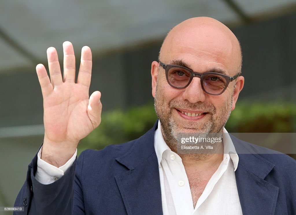 Director <a gi-track='captionPersonalityLinkClicked' href=/galleries/search?phrase=Paolo+Virzi&family=editorial&specificpeople=3021843 ng-click='$event.stopPropagation()'>Paolo Virzi</a> attends a photocall for 'La Pazza Gioia' at Visconti Palace Hotel on May 6, 2016 in Rome, Italy.