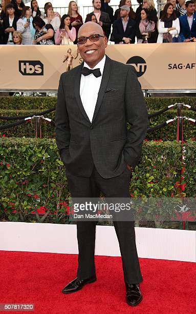 Director Paris Barclay attends the 22nd Annual Screen Actors Guild Awards at The Shrine Auditorium on January 30 2016 in Los Angeles California
