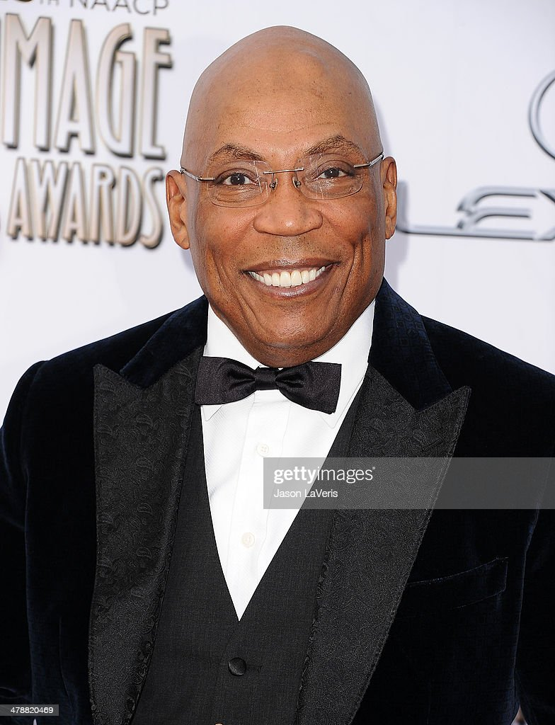 Director <a gi-track='captionPersonalityLinkClicked' href=/galleries/search?phrase=Paris+Barclay&family=editorial&specificpeople=792316 ng-click='$event.stopPropagation()'>Paris Barclay</a> attends the 45th NAACP Image Awards at Pasadena Civic Auditorium on February 22, 2014 in Pasadena, California.