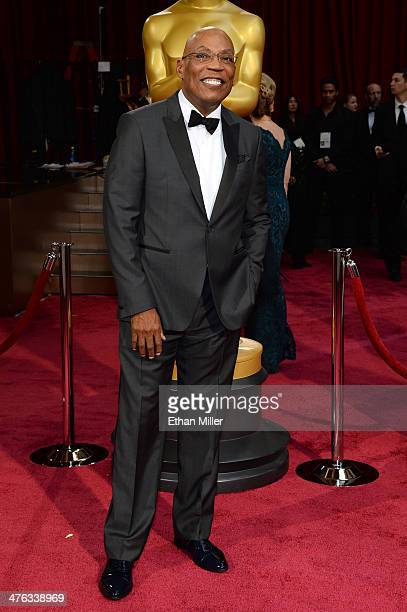 Director Paris Barclay attends the Oscars held at Hollywood Highland Center on March 2 2014 in Hollywood California