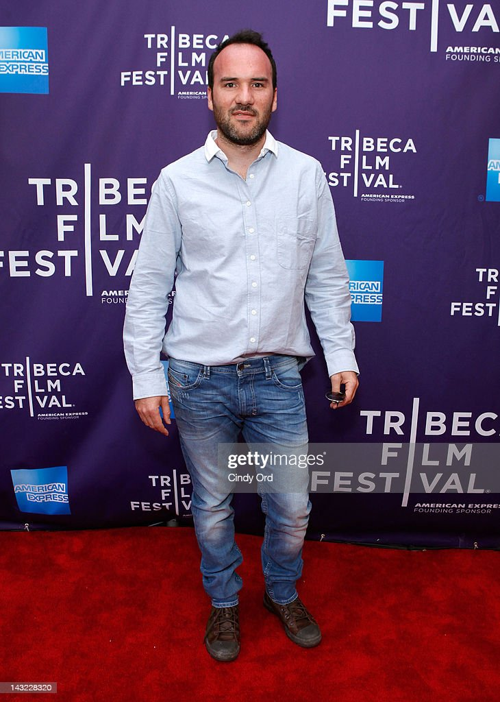 Director Pascui Rivas of the film 'Jean Lewis' attends 'Help Wanted' Shorts Program during the 2012 Tribeca Film Festival at the AMC Lowes Village on April 21, 2012 in New York City.