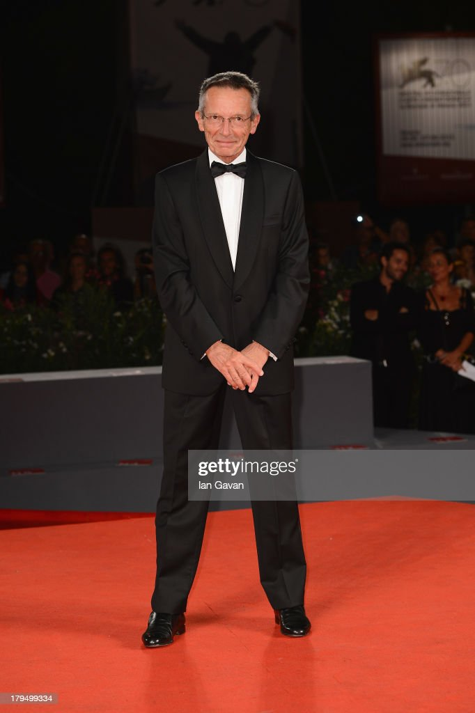 Director Patrice Leconte attend the 'Une Promesse' Premiere during the 70th Venice International Film Festival at Sala Darsena on September 4 2013 in...