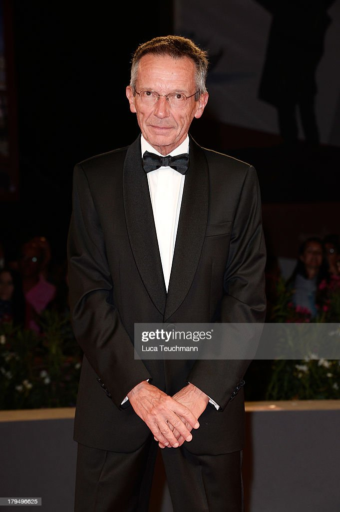 Director Patrice Leconte attends 'Une Promesse' Premiere during the 70th Venice International Film Festival at Sala Grande on September 4 2013 in...