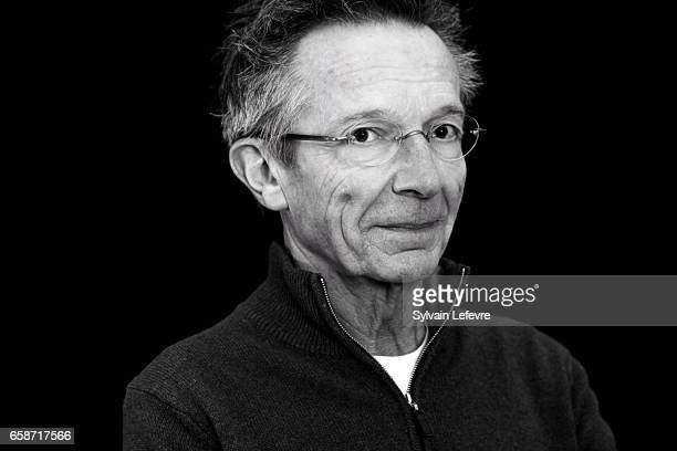 Director Patrice Leconte is photographed for Self Assignment on March 17 2017 in Valenciennes France
