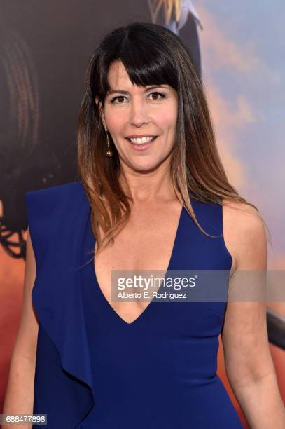 Director Patty Jenkins attends the premiere of Warner Bros Pictures' 'Wonder Woman' at the Pantages Theatre on May 25 2017 in Hollywood California
