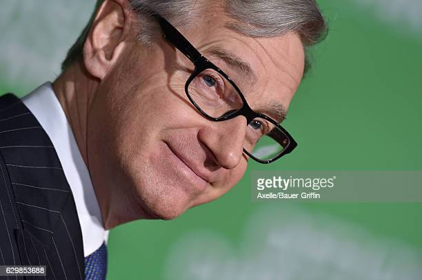 Director Paul Feig arrives at the Los Angeles Premiere of 'Office Christmas Party' at Regency Village Theatre on December 7 2016 in Westwood...