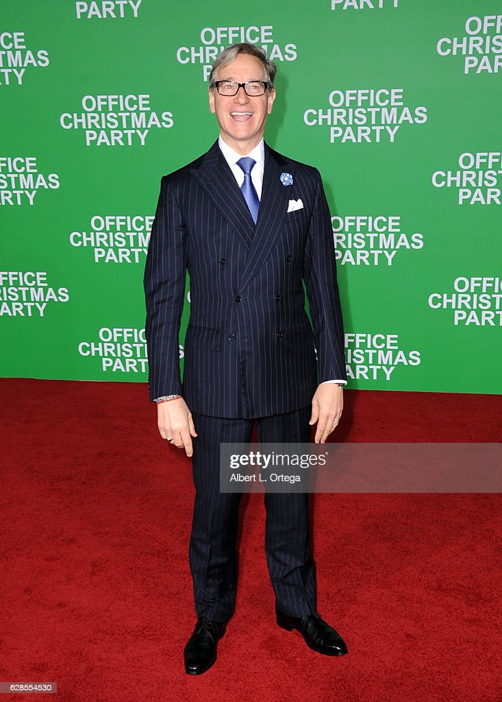 Director Paul Feig arrives at the Premiere Of Paramount Pictures' 'Office Christmas Party' held at Regency Village Theatre on December 7, 2016 in Westwood, California.