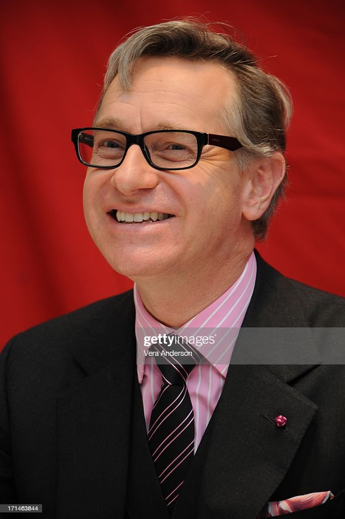 Director <a gi-track='captionPersonalityLinkClicked' href=/galleries/search?phrase=Paul+Feig&family=editorial&specificpeople=2367893 ng-click='$event.stopPropagation()'>Paul Feig</a> at 'The Heat' Press Conference at the Ritz Carlton Hotel on June 23, 2013 in New York City.