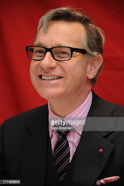 Director Paul Feig at 'The Heat' Press Conference at the Ritz Carlton Hotel on June 23 2013 in New York City