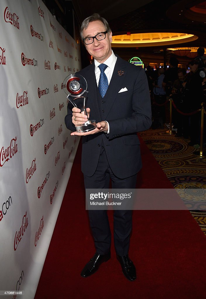 Director Paul Feig recipient of the Comedy Filmmaker of the Year Award attends The CinemaCon Big Screen Achievement Awards Brought to you by The...