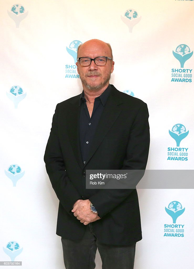 Director Paul Haggis attends the 1st Annual Shorty Social Good Awards at Apella on November 16, 2016 in New York City.