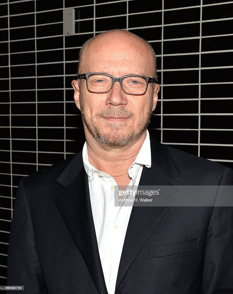 Director <a gi-track='captionPersonalityLinkClicked' href=/galleries/search?phrase=Paul+Haggis&family=editorial&specificpeople=213967 ng-click='$event.stopPropagation()'>Paul Haggis</a> attends the after party of Entertainment One's 'Diana' hosted by The Cinema Society with Linda Wells and Allure Magazine at The Skylark on October 30, 2013 in New York City.