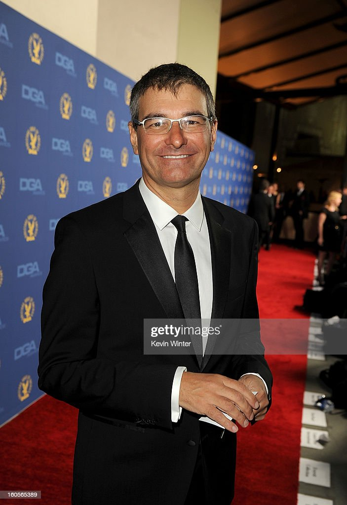 Director Paul Hoen attends the 65th Annual Directors Guild Of America Awards at Ray Dolby Ballroom at Hollywood & Highland on February 2, 2013 in Los Angeles, California.