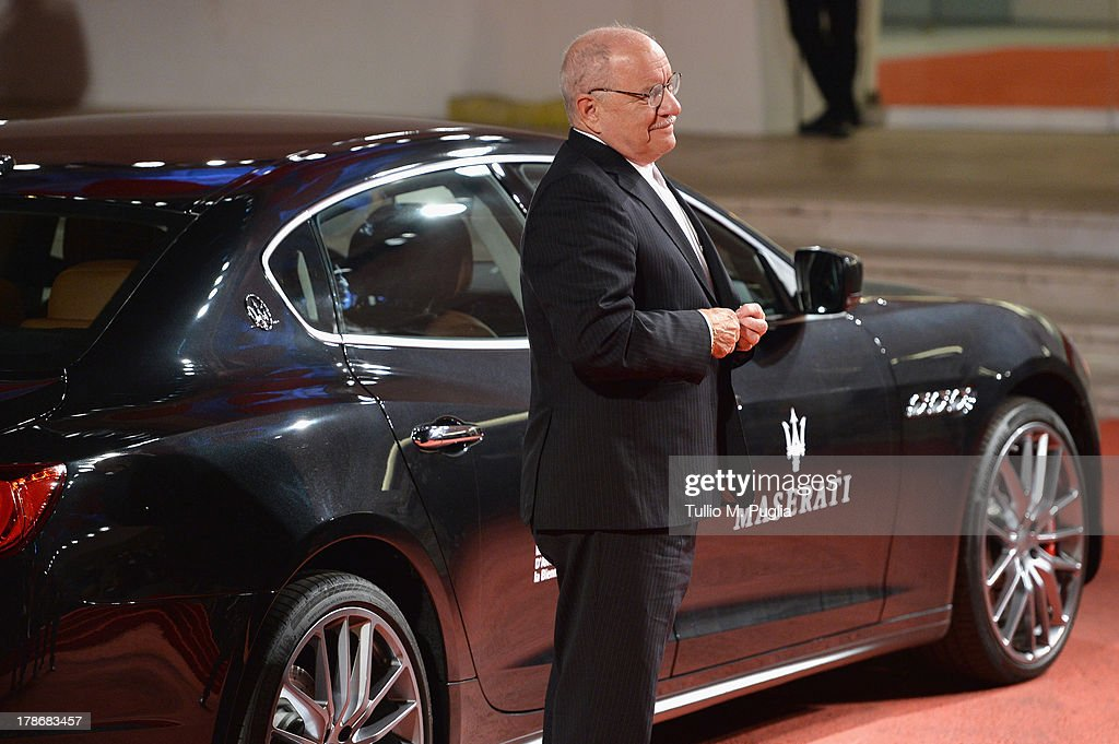Director <a gi-track='captionPersonalityLinkClicked' href=/galleries/search?phrase=Paul+Schrader&family=editorial&specificpeople=984760 ng-click='$event.stopPropagation()'>Paul Schrader</a> attends the 'The Canyons' Premiere during The 70th Venice International Film Festival at Palazzo Del Cinema on August 30, 2013 in Venice, Italy.