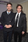 Director Paul Thomas Anderson and actor Joaquin Phoenix attend the 38th Annual Los Angeles Film Critics Association Awards at InterContinental Hotel...