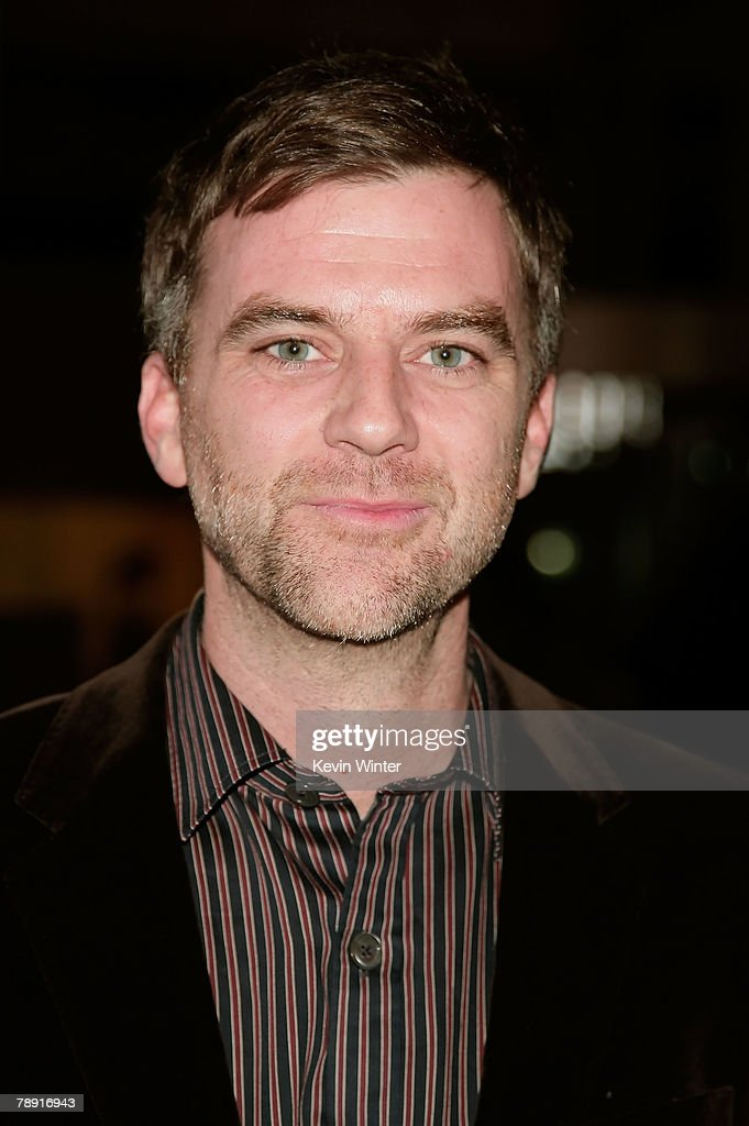 Director Paul Thomas Anderson arrives at the 2007 LA Film Critic's Choice Awards held at the InterContinental on January 12, 2008 in Los Angeles, California.