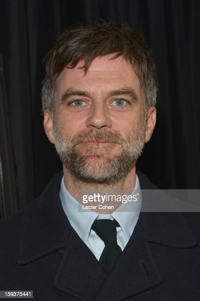 Director Paul Thomas Anderson arrives at the 38th Annual Los Angeles Film Critics Association Awards at InterContinental Hotel on January 12 2013 in...