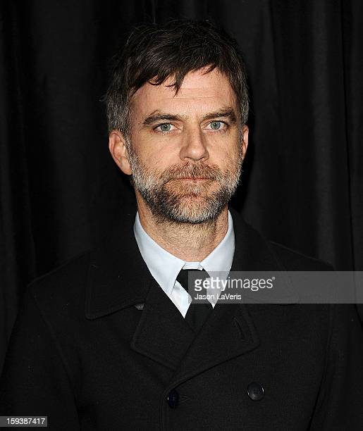 Director Paul Thomas Anderson attends the 38th annual Los Angeles Film Critics Association Awards at InterContinental Hotel on January 12 2013 in...