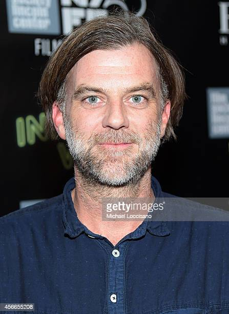 Director Paul Thomas Anderson attends the Centerpiece Gala Presentation and World Premiere of 'Inherent Vice' during the 52nd New York Film Festival...