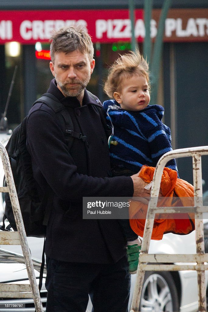Director <a gi-track='captionPersonalityLinkClicked' href=/galleries/search?phrase=Paul+Thomas+Anderson+-+American+Director&family=editorial&specificpeople=820943 ng-click='$event.stopPropagation()'>Paul Thomas Anderson</a> is sighted arriving at the 'Gare du Nord' train station on December 6, 2012 in Paris, France.