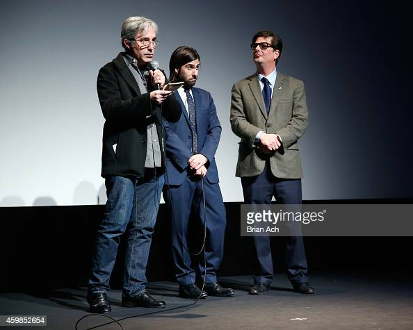 Director Paul Weitz and executive producers Jason Schwartzman and Roman Coppola attend the red carpet premiere screening of Amazon's Original Series...