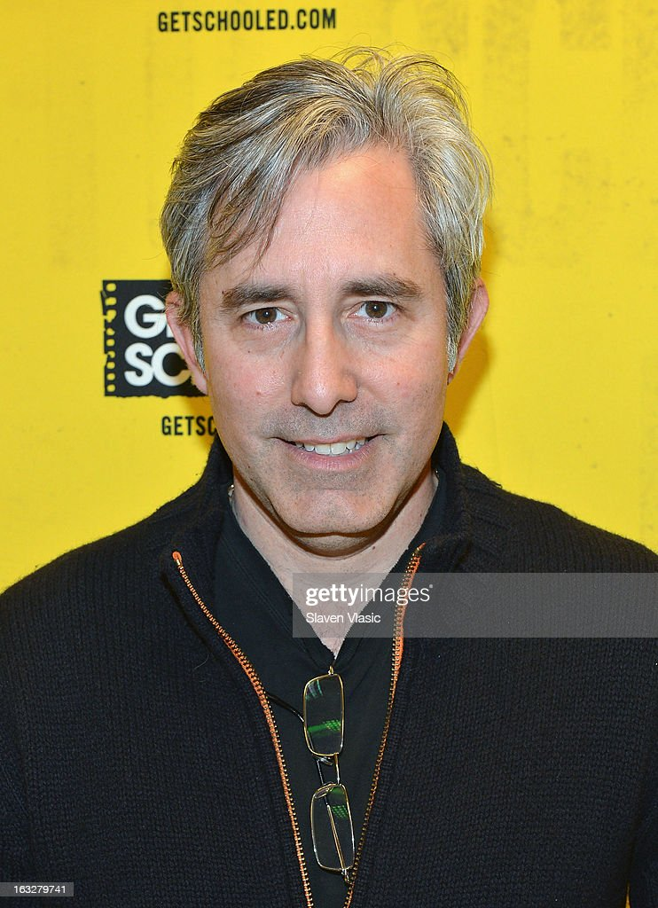 Director Paul Weitz attends a sneak peek preview screening of 'Admission' at Vilidus Prep on March 6, 2013 in the Bronx borough of New York City.