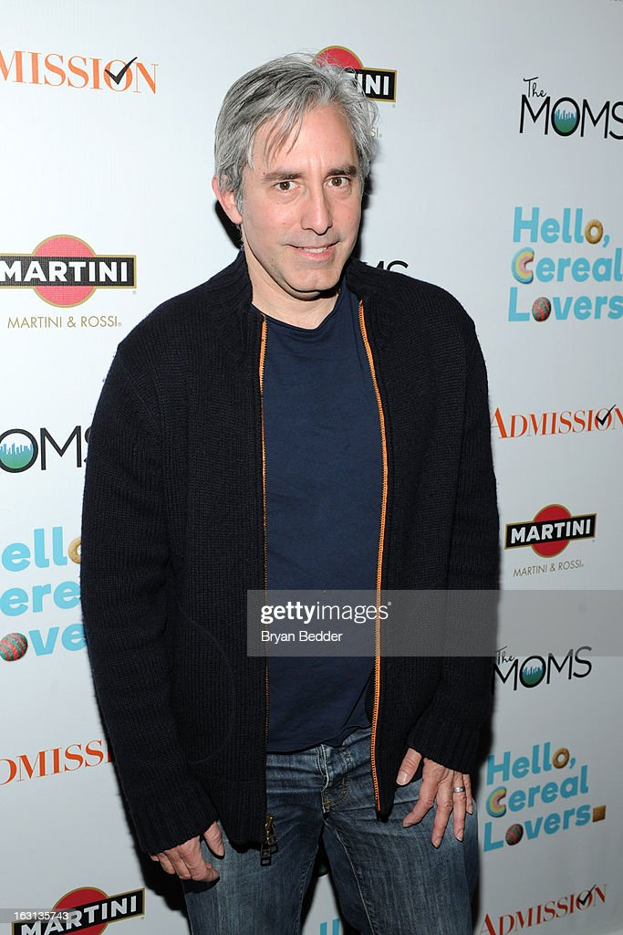 Director Paul Weitz attends the Moms and MARTINI celebrate Tina Fey and release of her new film, 'Admission' at Disney Screening Room on March 5, 2013 in New York City.