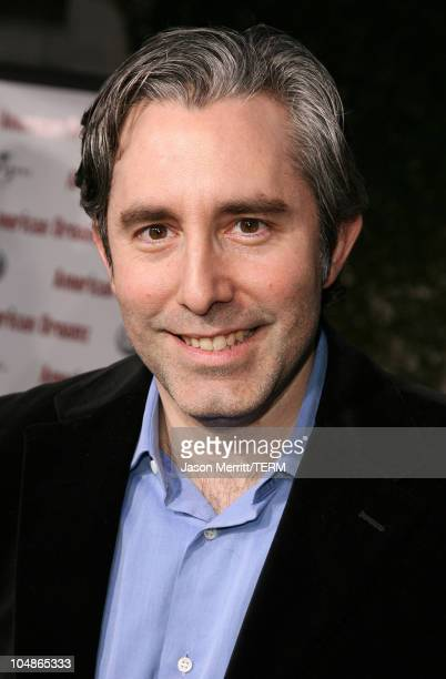 Director Paul Weitz during 'American Dreamz' Los Angeles Premiere Arrivals at ArcLight Hollywood in Hollywood California United States
