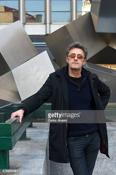 Director Pawel Pawlikowski attends the 'Ida' photocall at the Princesa cinema on March 6 2014 in Madrid Spain
