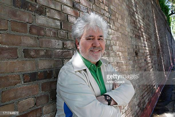 Director Pedro Almodovar is photographed for Los Angeles Times on June 13 2013 in Los Angeles California PUBLISHED IMAGE CREDIT MUST READ Anne...