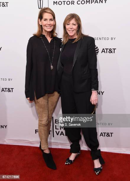 Director Perri Peltz and producer Jane Rosenthal attend the 'Warning This Drug May Kill You' Premiere during the 2017 Tribeca Film Festival at SVA...