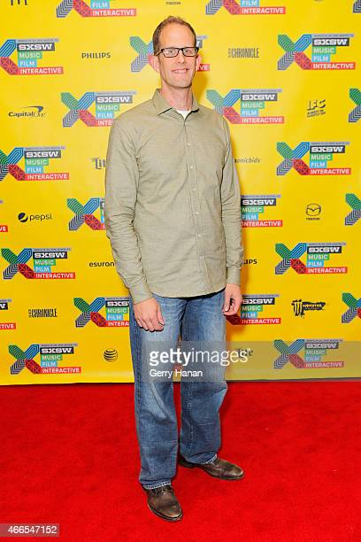 Director Pete Docter attends Infinity And Beyond Pixar And 20 Years Since 'Toy Story' during the 2015 SXSW Music Film Interactive Festival at Austin...