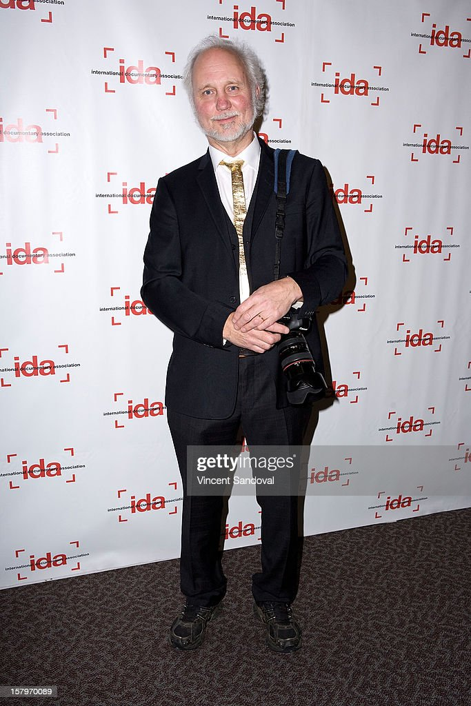 Director Peter Gerdehag attends the 2012 IDA Documentary Awards at Directors Guild Of America on December 7, 2012 in Los Angeles, California.