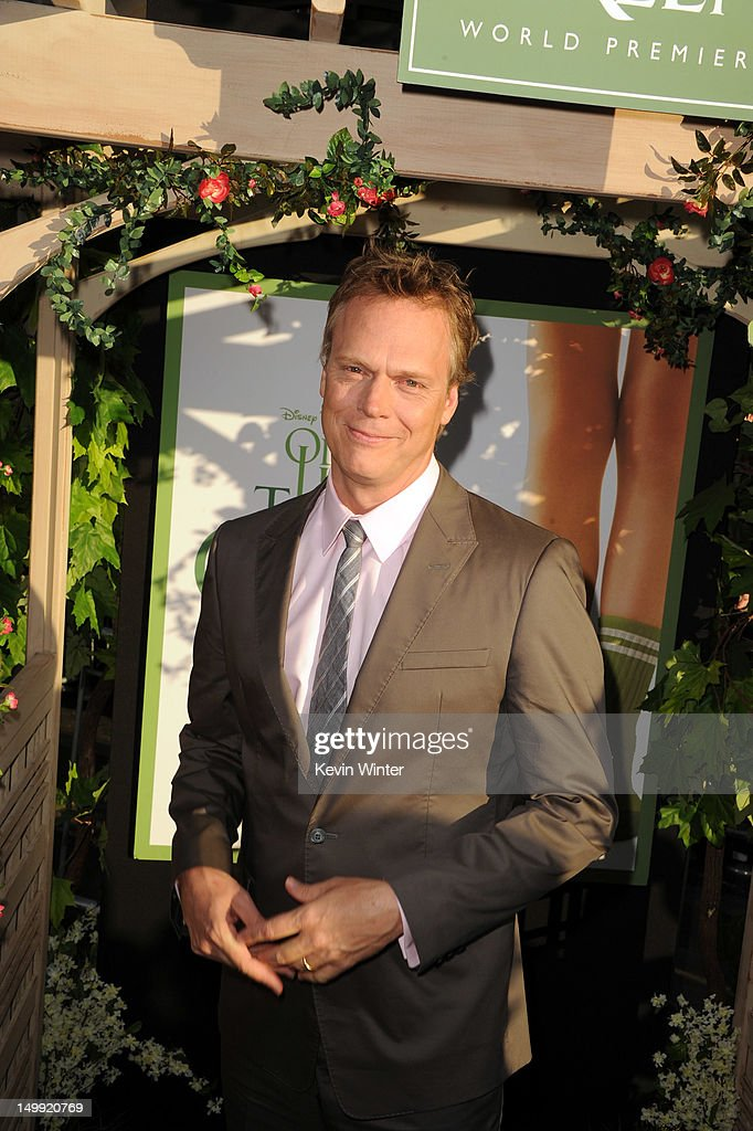 Director Peter Hedges arrives at the premiere of Walt Disney Pictures' 'The Odd Life of Timothy Green' at the El Capitan Theatre on August 6, 2012 in Hollywood, California.